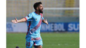 El grito de gol de Juan Wilchez ante Juan Aurich