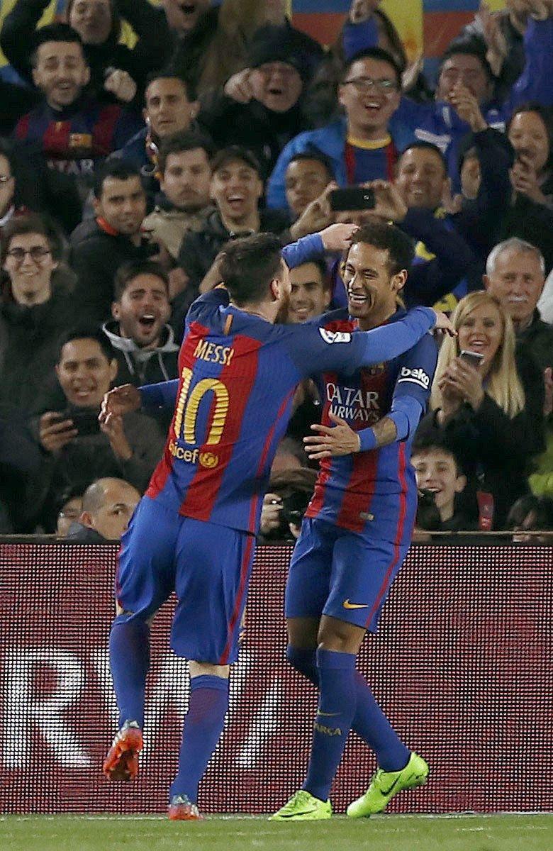 La sonrisa de Neymar