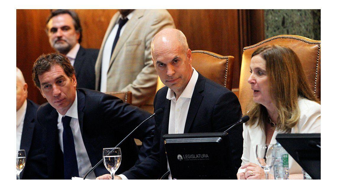 Rodríguez Larreta abrió la Asamblea legislativa en la Ciudad