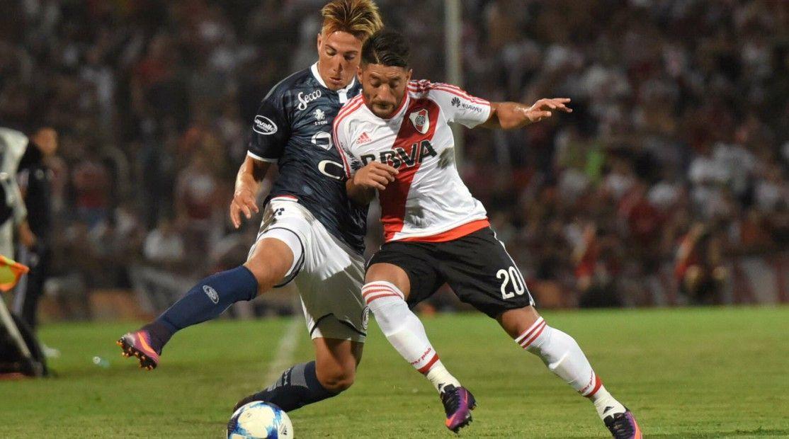 Independiente Rivadavia y River juegan en Mendoza (Pachy Reynoso / MDZ)