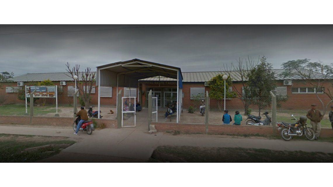 Hospital Dante Tardelli de Pampa del Indio