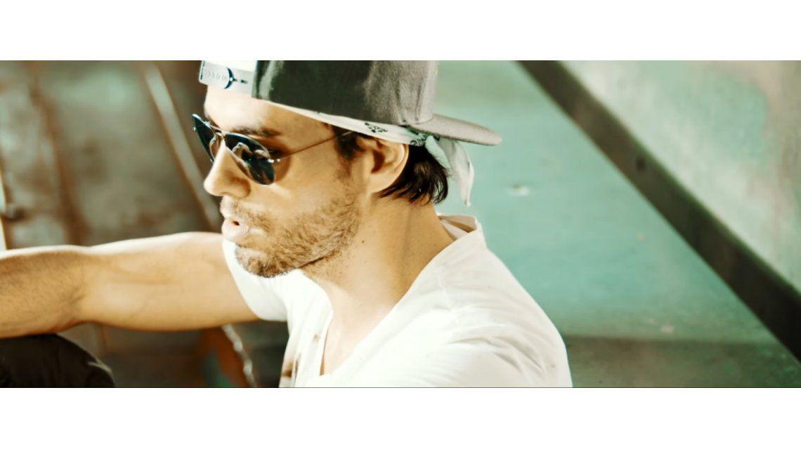 Enrique Iglesias grabó el video en Cuba