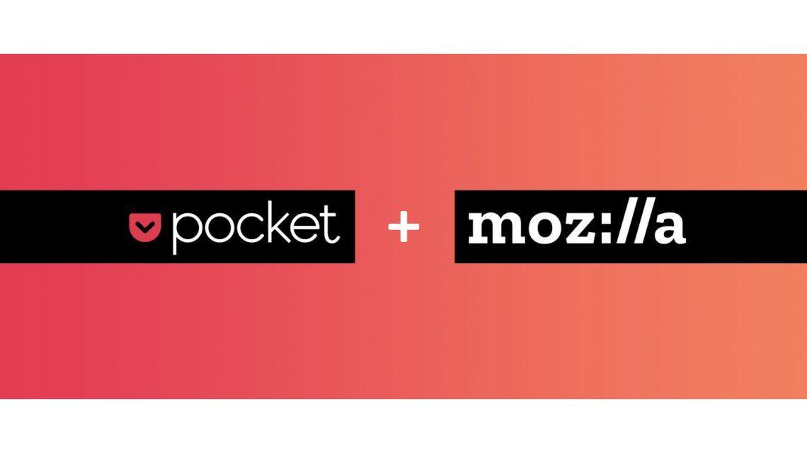 Firefox adquiere Pocket