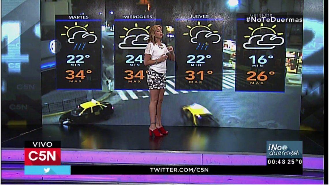 Pronóstico del tiempo del martes 28 de febrero de 2017