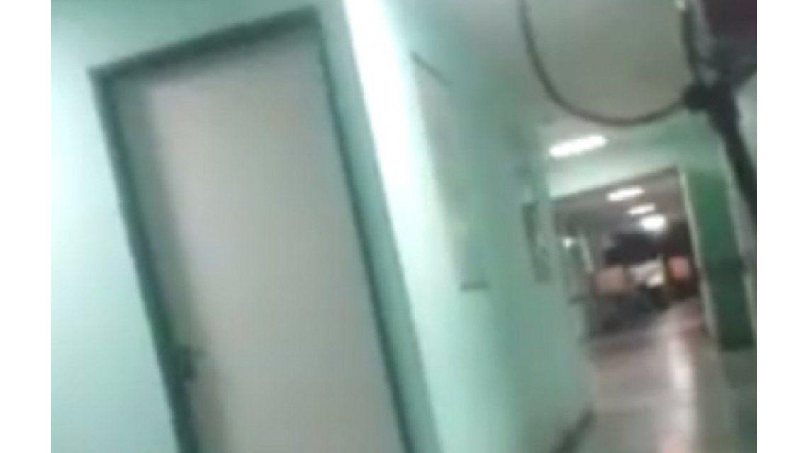 Supuesto fantasma en el Hospital de Niños de Córdoba