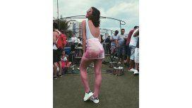 Bruna Marquezine en el carnaval