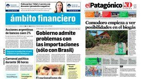 Tapas de diario del martes 28 de febrero de 2017