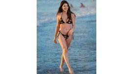 Eva de Dominici, diosa en bikini