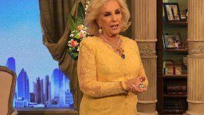 Mirtha Legrand, honesta al hablar de sus 90 años