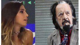 Cinthia Fernández asegura que Horacio Guarany fue su abuelo