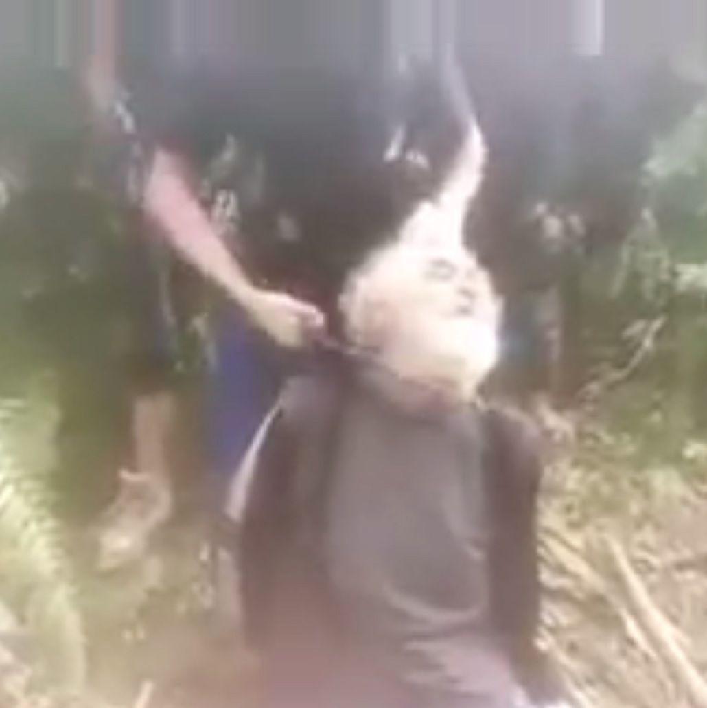 El grupo yihadista Abu Sayyaf publicó el video de la decapitación de un rehén alemán