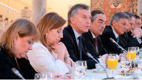Macri se reunió con empresarios españoles