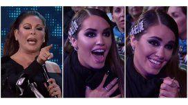 Isabel Pantoja se declaró fan de Lali Espósito en Viña del Mar