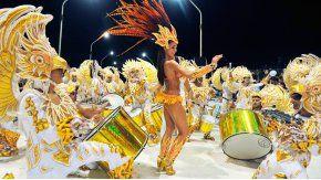 El carnaval de Gualeguaychú está a pleno