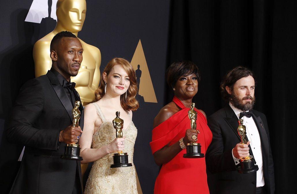 Se entregaron los premios Oscar 2017