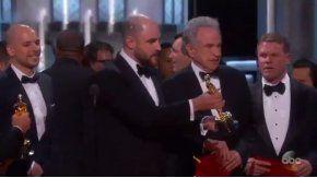 Anunciaron a La La Land pero el Oscar era para Moonlight