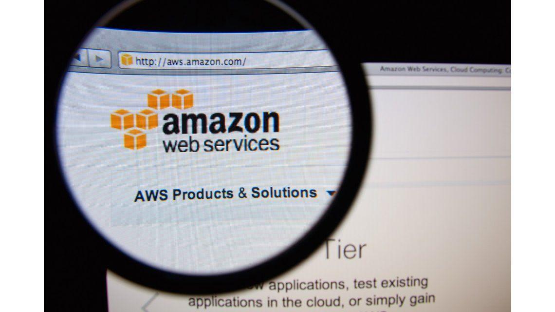 Se cayó una gran parte de internet culpa de Amazon