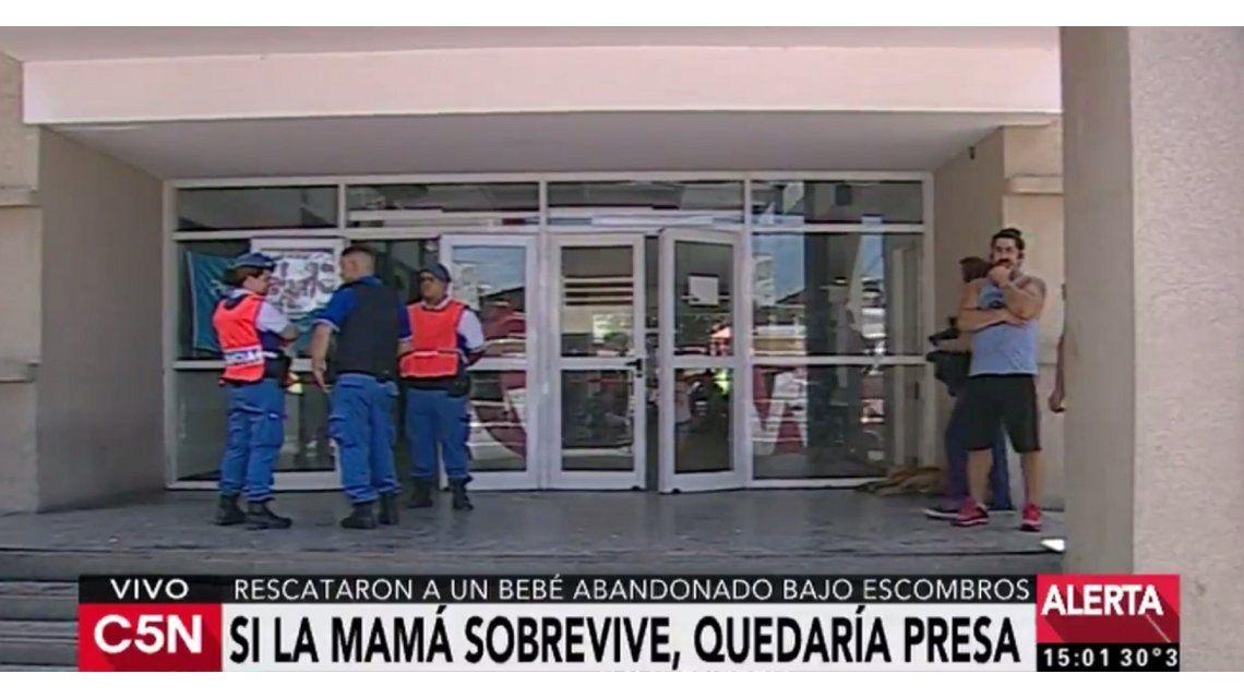 Rafael Castillo: dio a luz en su casa e intentó enterrar viva a su beba