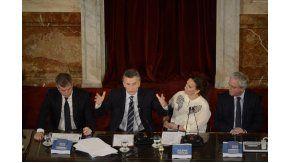 Macri, en la apertura de sesiones ordinarias de 2016