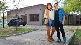 Lizy Tagliani salía hace un año con Federico De Nichilo