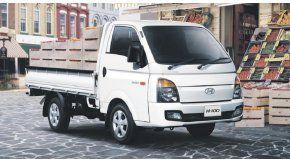 La HyundaiH100 llega al país