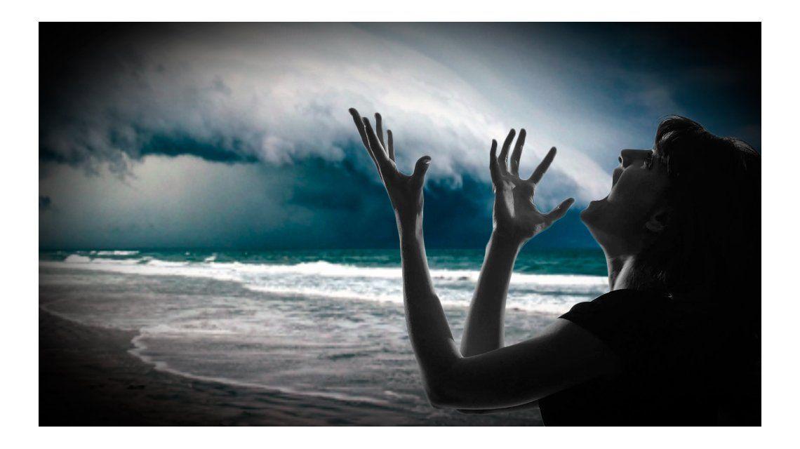 El audio de la turista enfurecida en Mar Azul que se viralizó