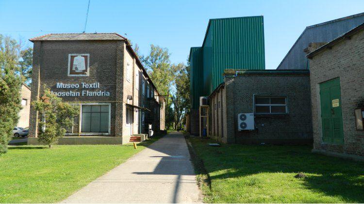 Parque Industrial Villa Flandria en Jauregui