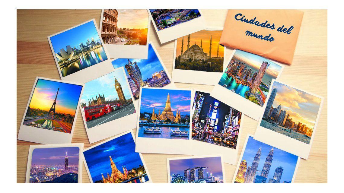 Éstas son las 15 ciudades del mundo que más atraen a los turistas