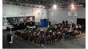 Asamblea de AFA de julio de 2016