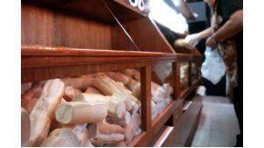 El kilo de pan pasa a costar $50