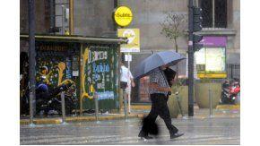 Se esperan tormentas y lluvias fuertes