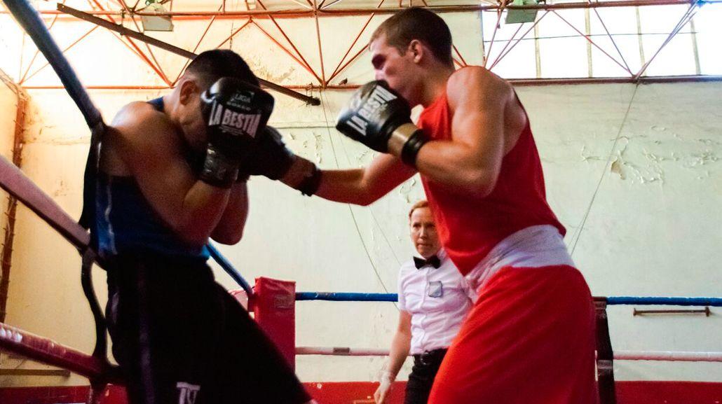 Arrancó la Liga Metropolitana de Boxeo