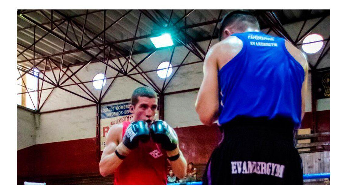 Gentileza Liga Metropolitana de Boxeo