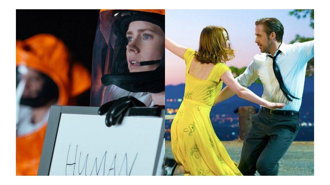 Oscar 2017: ¿A qué película corresponde cada imagen?