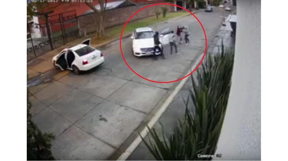 Raptan a una mujer en México en plena luz del día