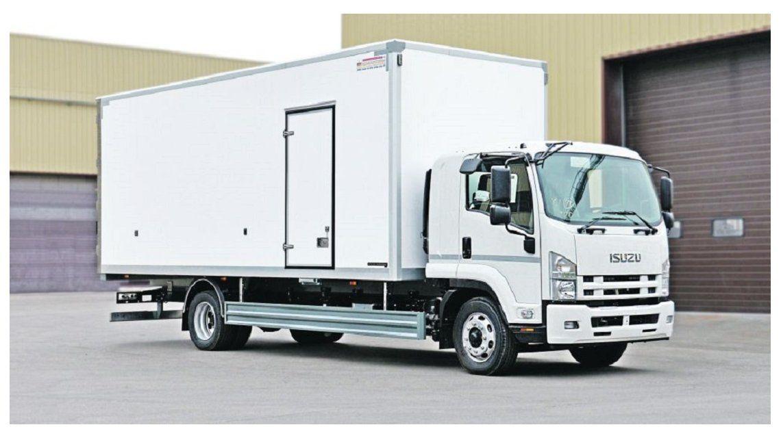 Isuzu confirmó su retorno al país con el camión NPR 75