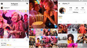 Instagram permite subir más de una imagen en un solo post