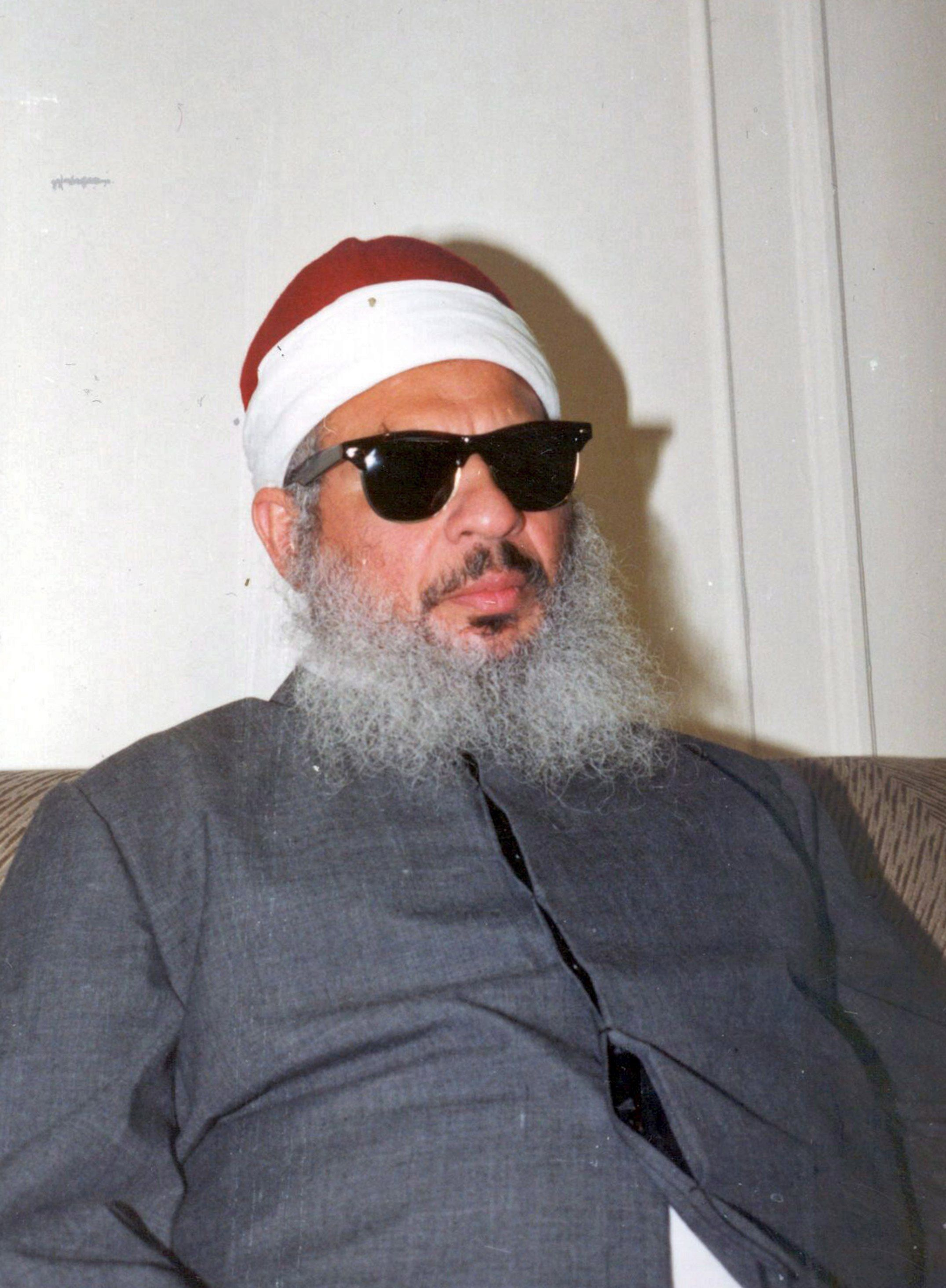 Omar Abdel-Rahman fue la mente detrás del atentado de 1993