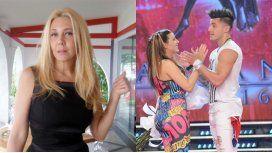 Mariana Nannis, preocupada por la relación entre Charlotte Caniggia y Loan