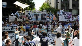 Docentes porteños rechazaron la oferta del Gobierno y anunciaron un paro