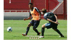El choque entre Independiente y Temperley se jugó en Avellaneda