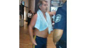 Pablo Blesa, vecino de La Plata, se fue a bañar a la prestadora de electricidad