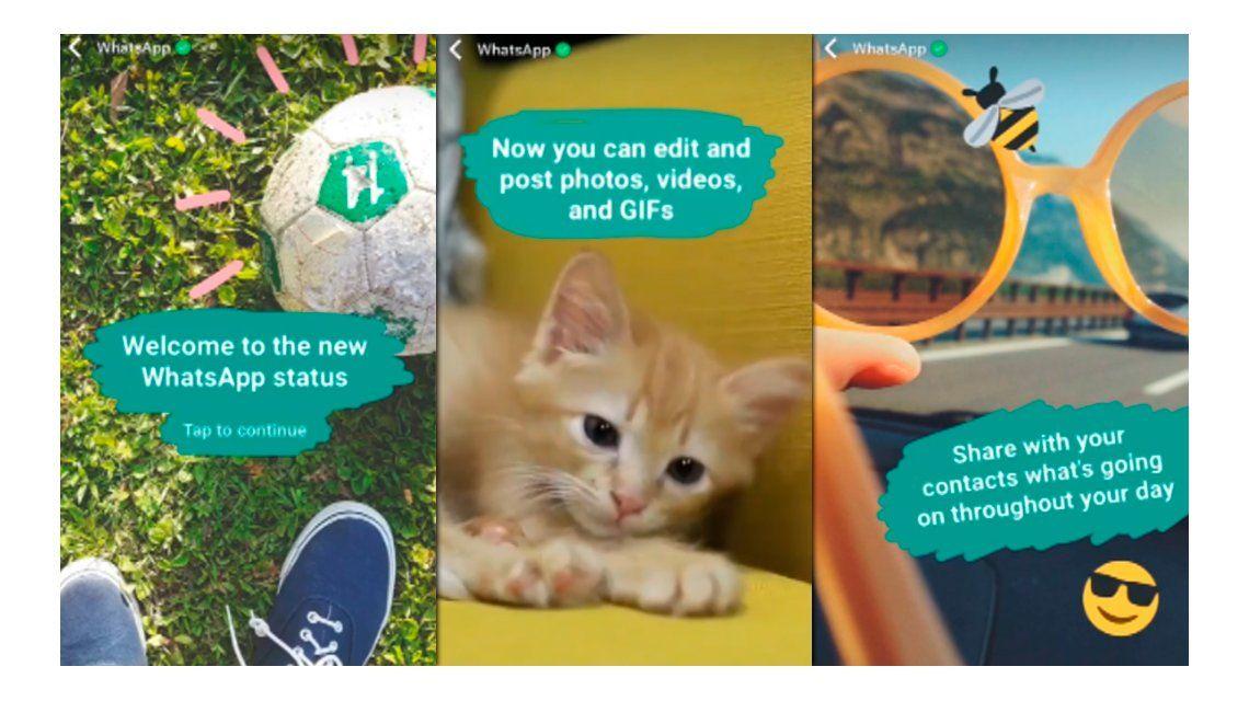 Las Historias Que Desaparecen Llegan A Whatsapp Whatsapp