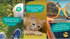 WhatsApp Status, los nuevos mensajes que desaparecen en 24 horas
