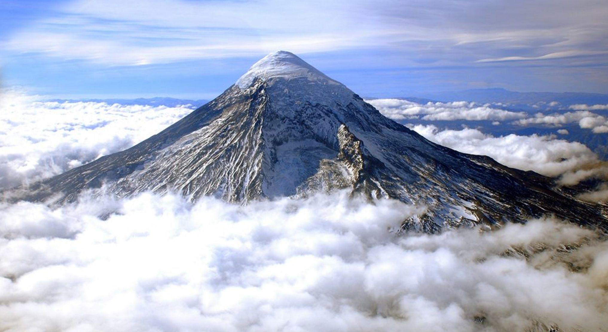Hallaron muerto al andinista que había caído por una grieta del volcán Lanín