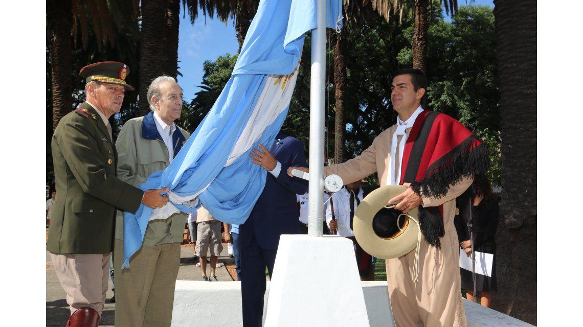 Juan Manuel Urtubey y Lorenzo Pepe