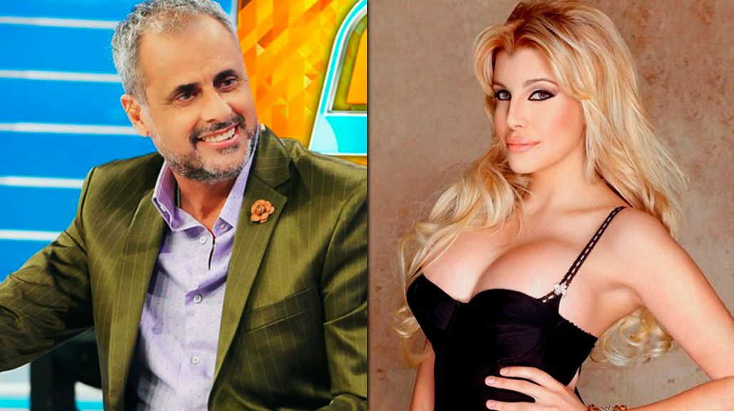 Jorge Rial destrozó a Charlotte Caniggia