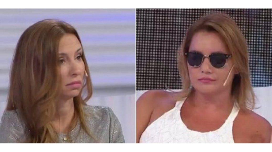 Analía Franchín defendió a Andrea Taboada ante Nancy Pazos