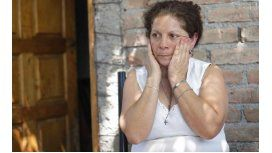 Mónica Cantillana, una de las sobrevivientes de la tragedia de Mendoza: Foto: diario Lun.