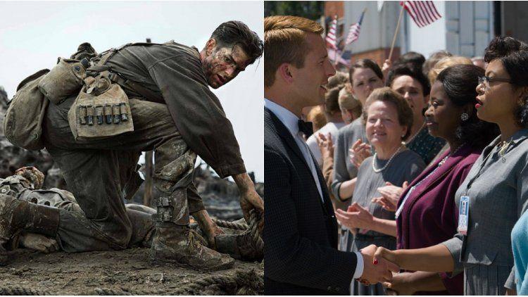 ¿A qué película de los Oscar corresponden las imágenes?